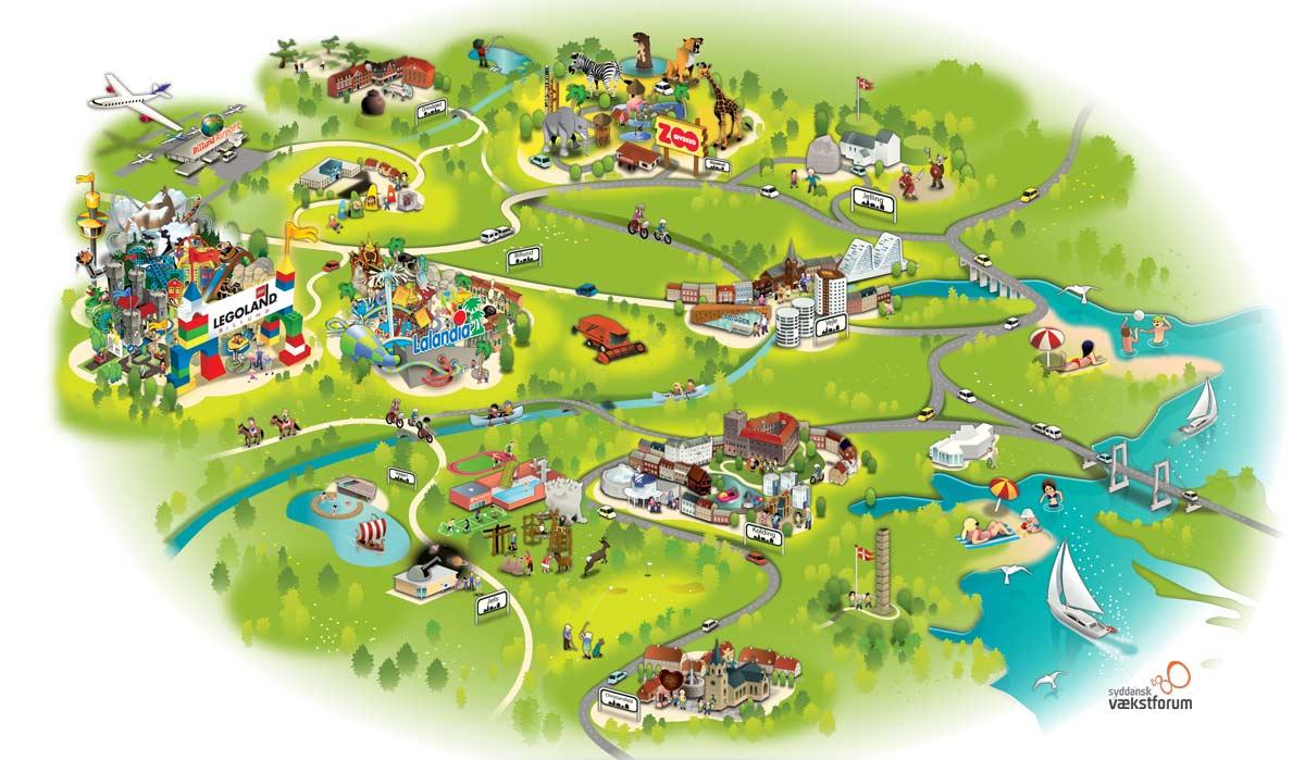 Legoland Skal Trække Flere Turister Til Vejle
