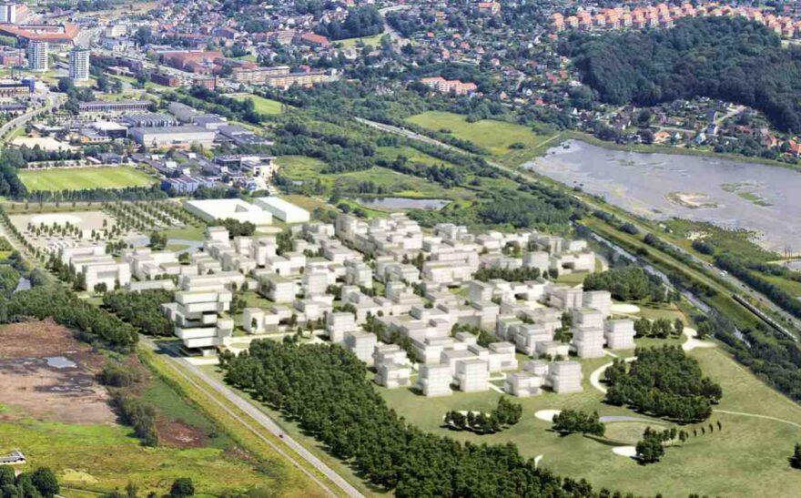 Ny Rosborg – bydelen bygges på helt nye tanker
