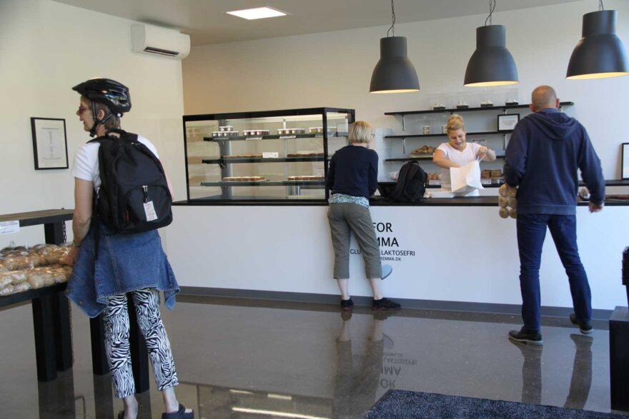 Nyt bageri åbnet i Vejle