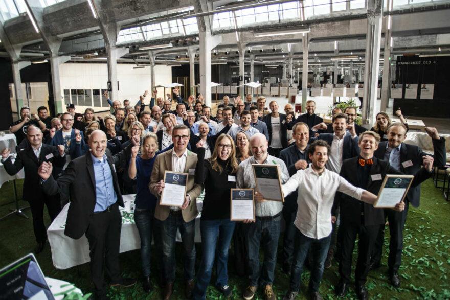 Nyt konkurrenceformat skaber samarbejder på tværs af startups, corporates og kommuner