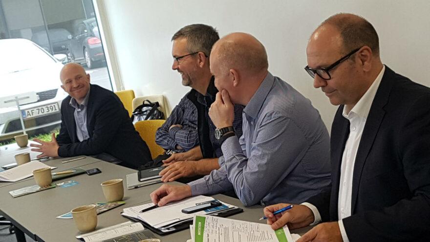 Virksomheder glade for Vejle Kommunes grønne fokus