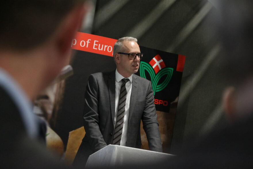 Nyt domicil skal fremtidssikre Danespos globale udvikling