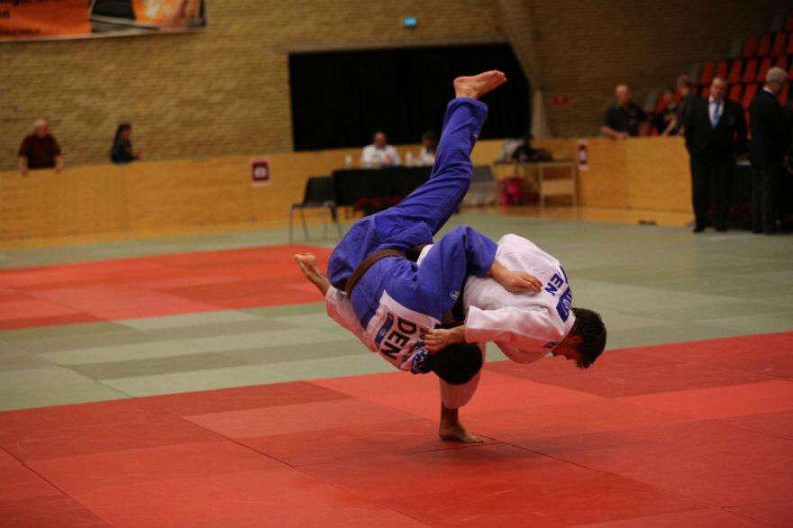 Stor international judo-cup skal booste eksporten for lokale fødevarevirksomheder