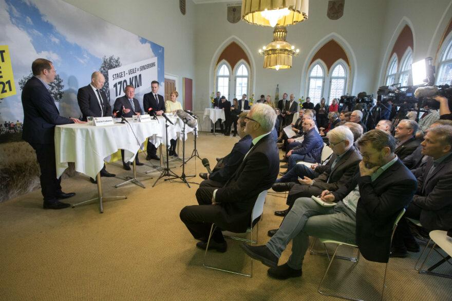 Tour-byen Vejle parat til flere cykelturister