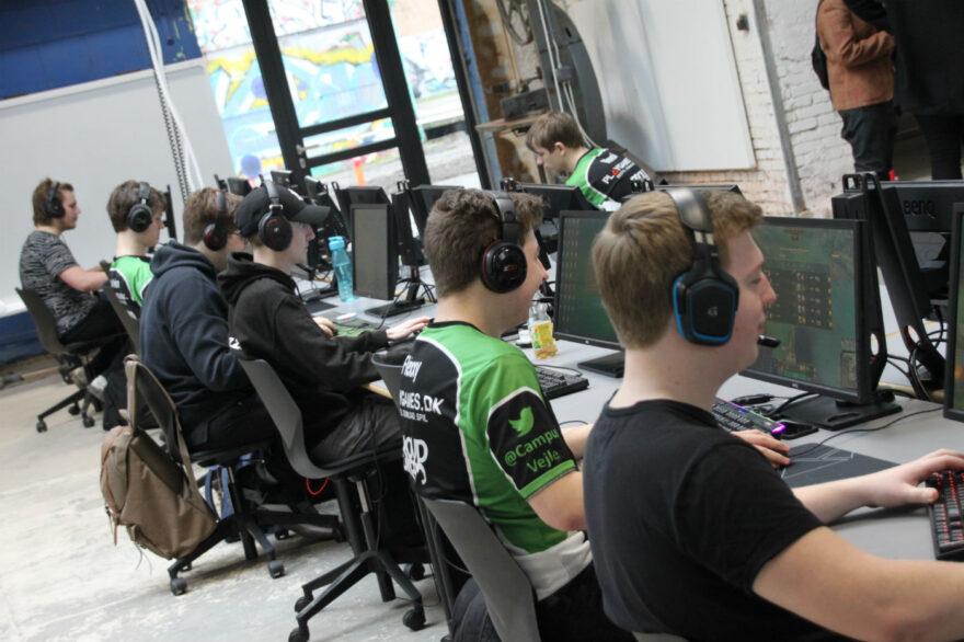 Vejle udvider talentfabrik for 150 e-sportspillere