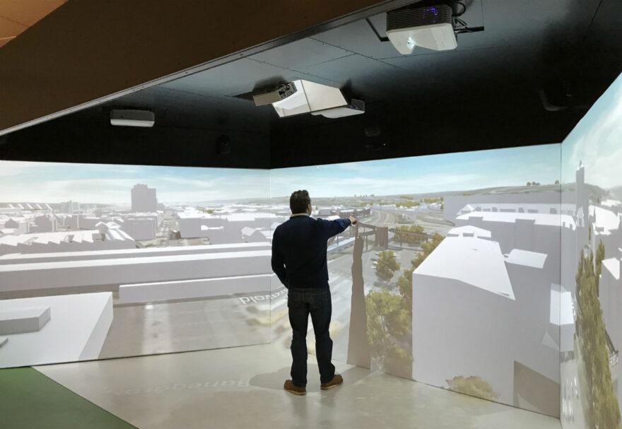 Fremtidens Vejle i 3D