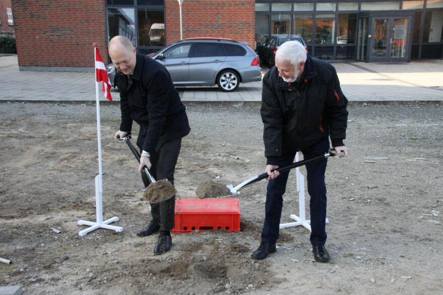 66 nye centrale ungdomsboliger på vej i Vejle