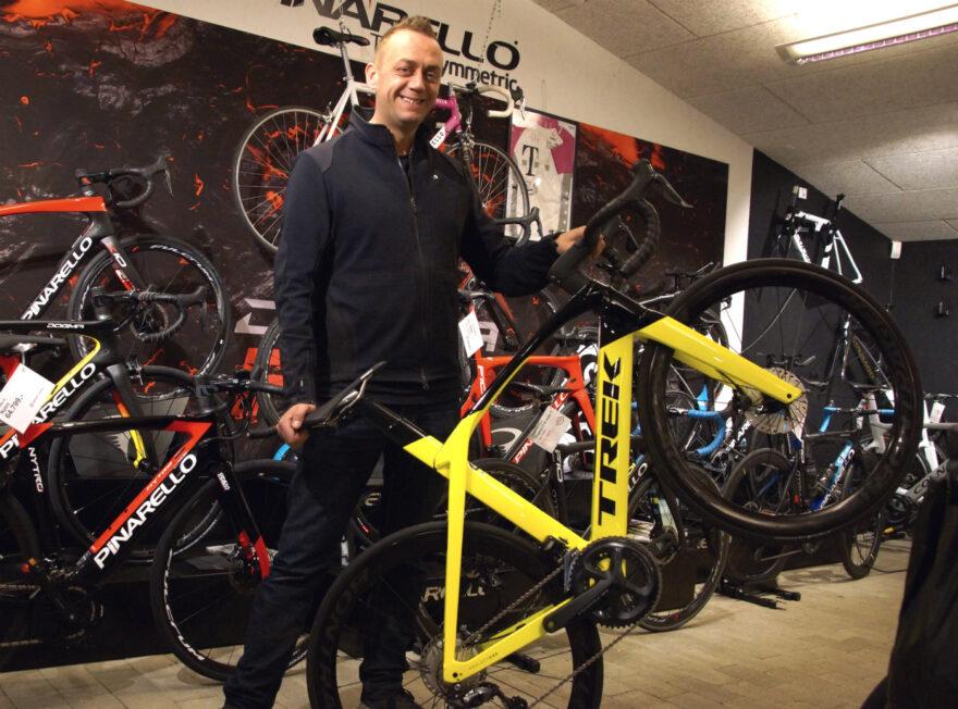 Børkop Cykler: En god forretning af støtte Grejsdalsløbet