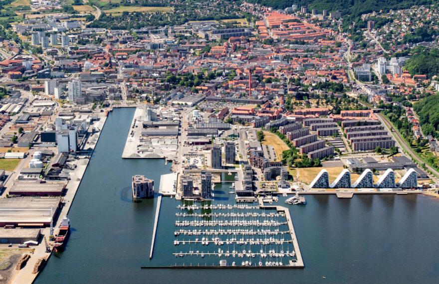 Hvor vokser Vejle Kommune: Få overblikket her