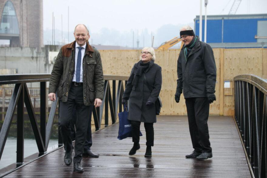 Helle F. Andersens afløser som formand for DI Trekantområdet fundet