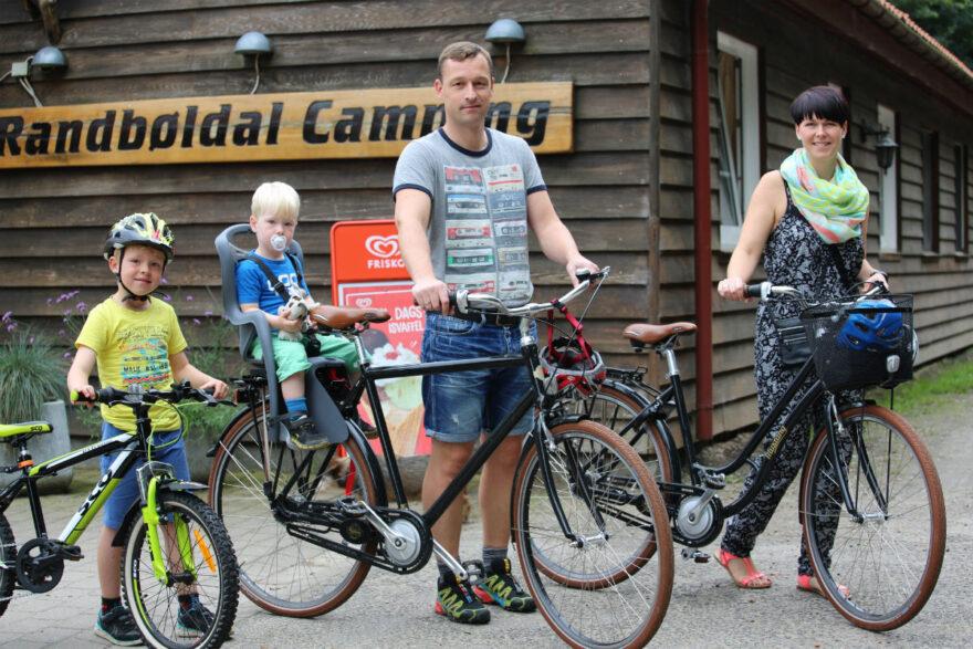 Nu kan du få hjælp på cykelturen hos 26 Bike Friends