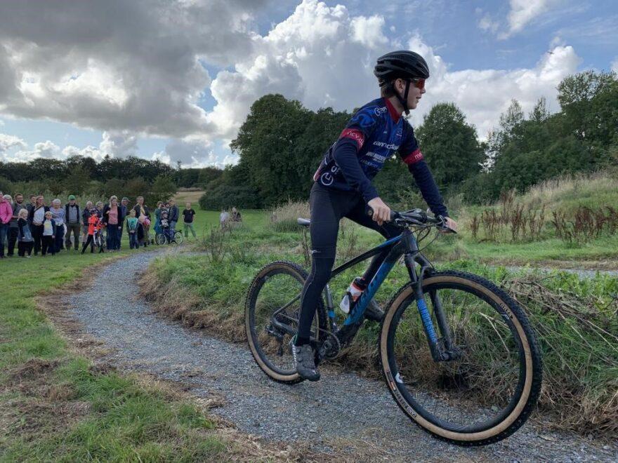 Ny mountainbike teknikbane ved Brandbjerg danner spænding og uderum for hele familien