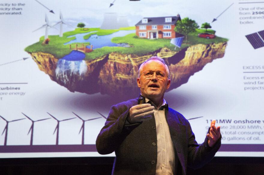 Erhvervskonference: Klimaudfordringer skal ikke eksporteres