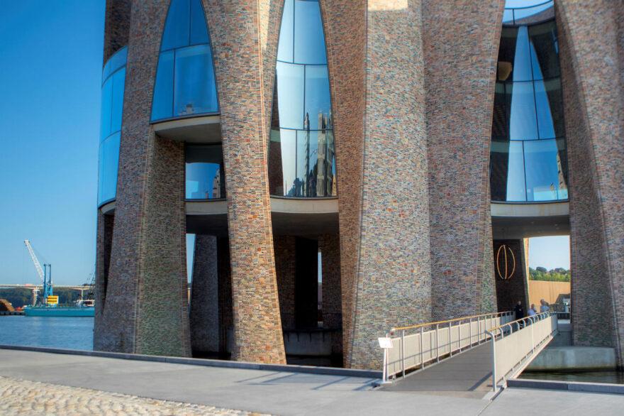 Fjordenhus, Havneøen og bolig i Brejning vandt Vejle-Prisen