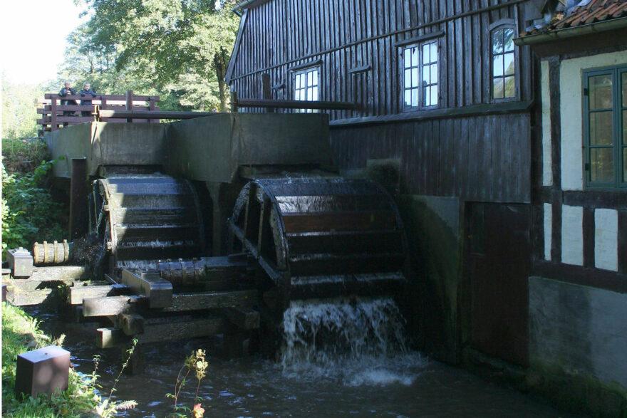 Børkop Mølle er Danmarks smukkeste vandmølle