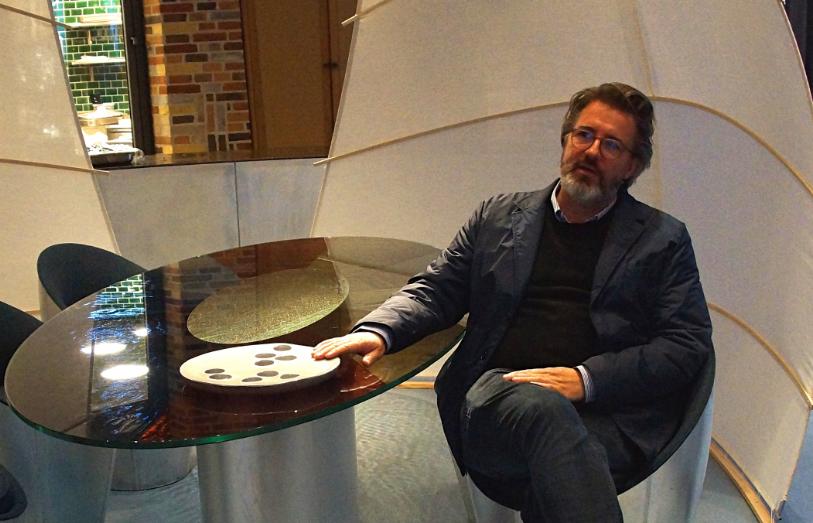 Olafur Eliasson har LYST til gastronomi i verdensklasse i Vejle