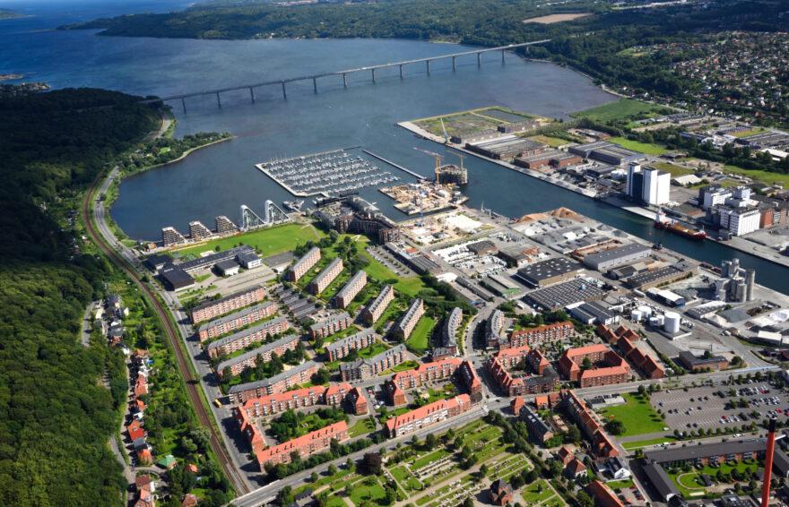 GRAFIK: Her bor Vejle Kommunes borgere i 2030
