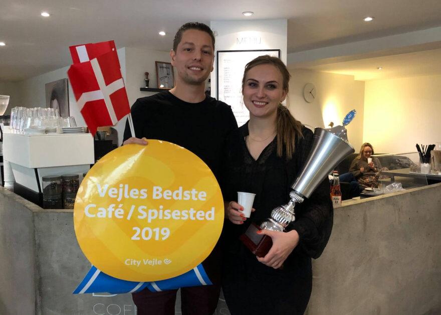 Byens bedste butikker fejret med trut og champagne