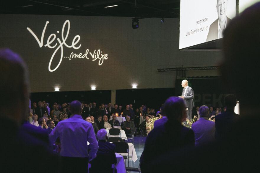 Vejle Kommune inviterer erhvervslivet til nytårskur