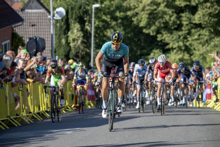 International kongeetape med mål på Danmarks smukkeste cykelscene