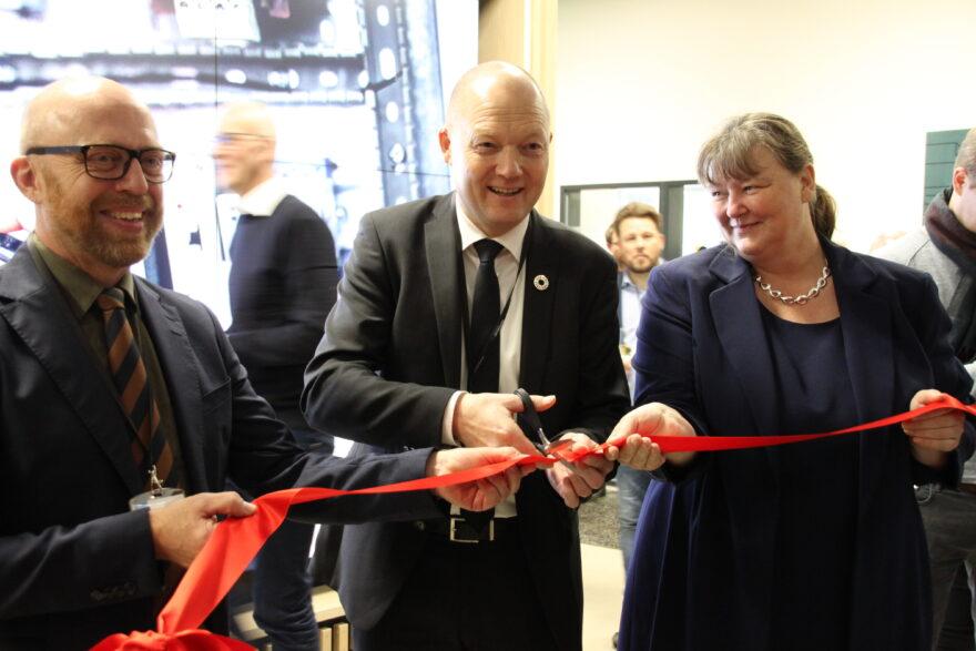 Syddansk Erhvervskole indvier ny bygning til 80 millioner