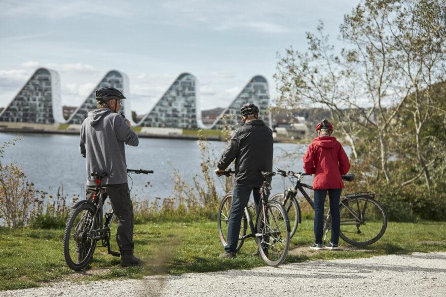 Den nye visitvejle.dk fokuserer endnu mere på cykelturisme