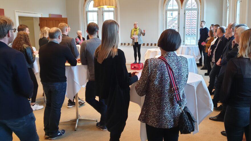 Hæder til unge fra erhvervsuddannelser i Vejle Kommune
