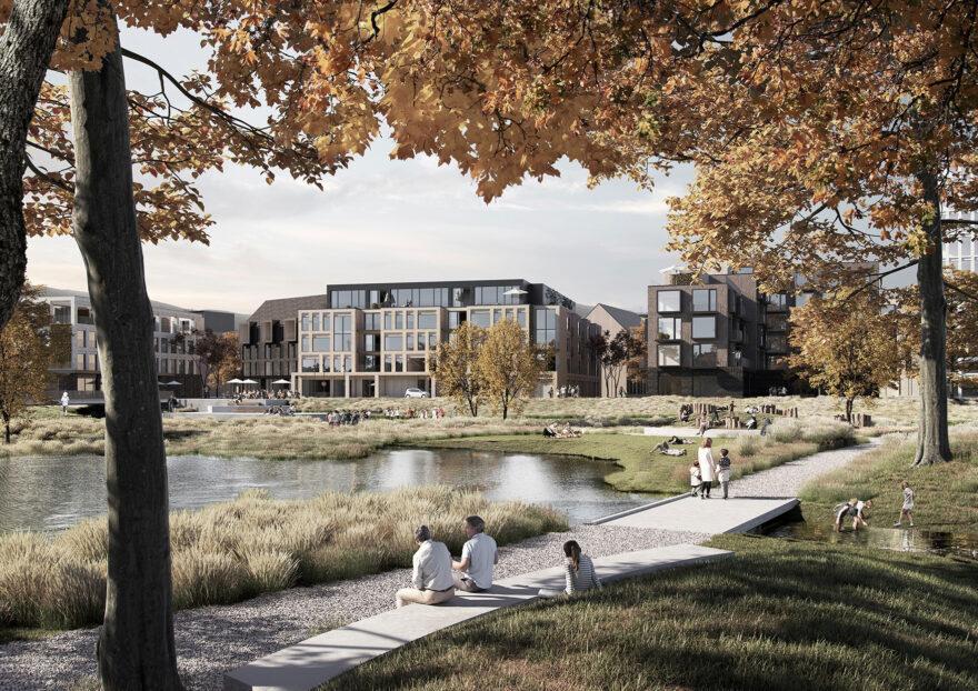 Udviklingsplan for Ny Rosborg er klar