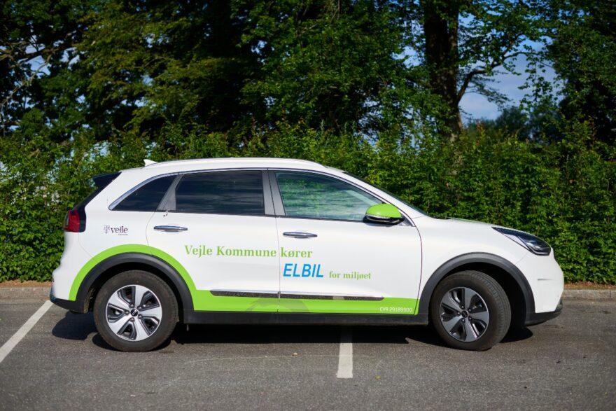 Klimaudvalg vil udvikle plan for grøn bilisme
