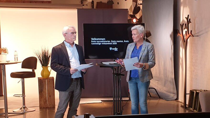 Trekantens El Teknik er årets rummelige virksomhed i Vejle Kommune 2020