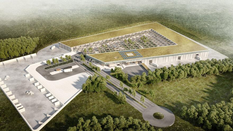 Vejle Kommune bygger nyt fyrtårn til fortsat grøn omstilling