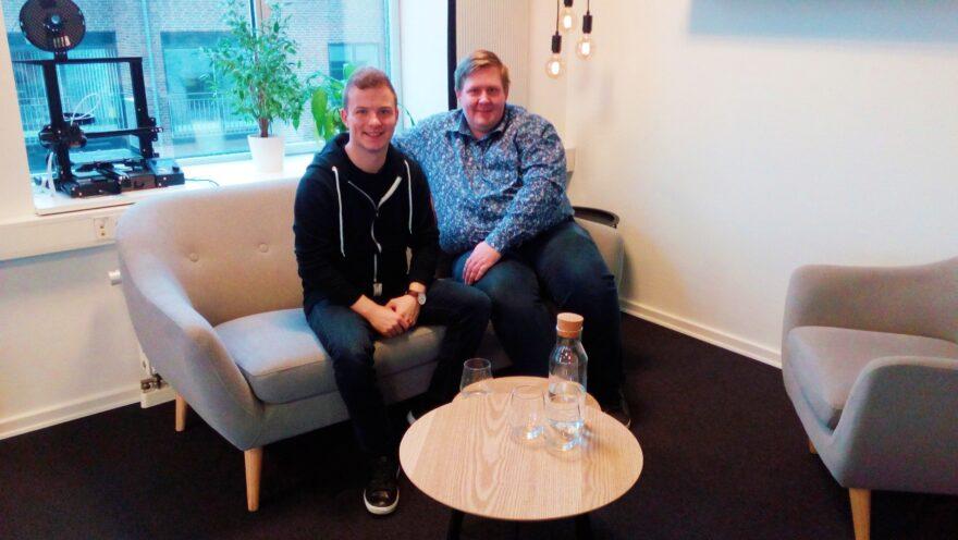 Vejlensisk startup-virksomhed har vokseværk og er flyttet ind i nye topmoderne rammer