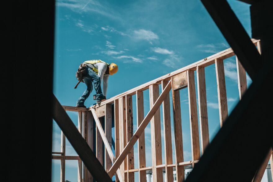 Der var rift om byggegrunde i 2020