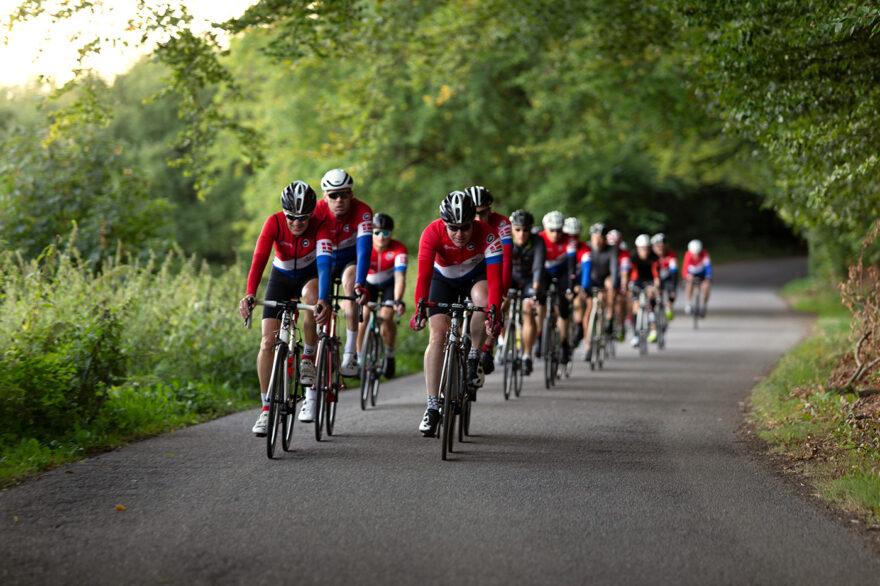 Grupetto Festival tager cykling til et nyt niveau i vild Kingdom of Cycling weekend