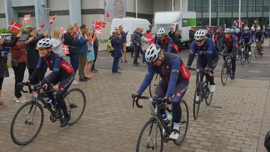 Jobcentrets cykelhold kører igen