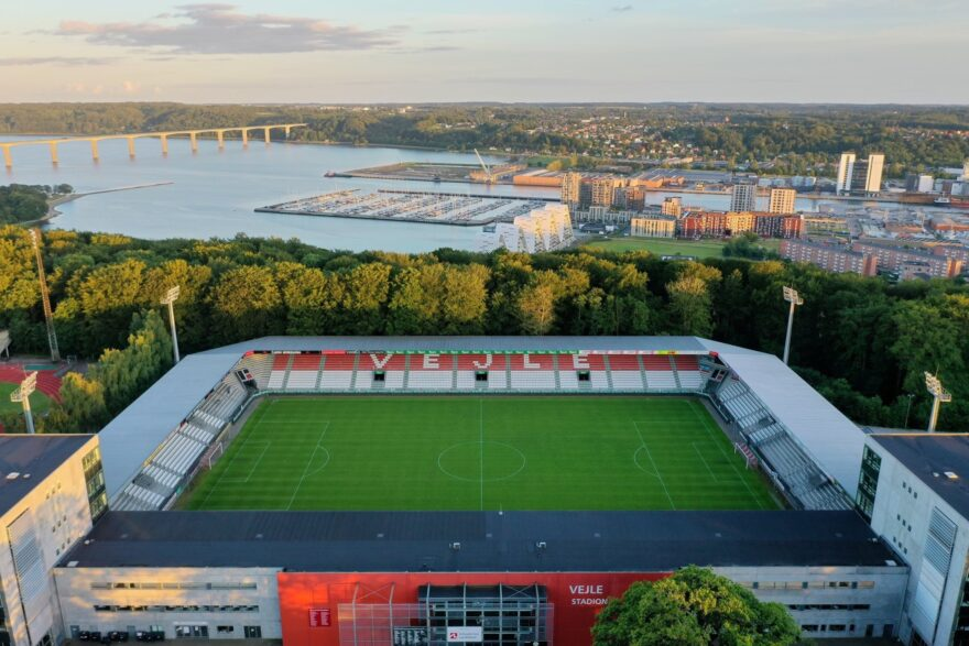 Vejle Stadion bliver ny hjemmebane for U21-landsholdet