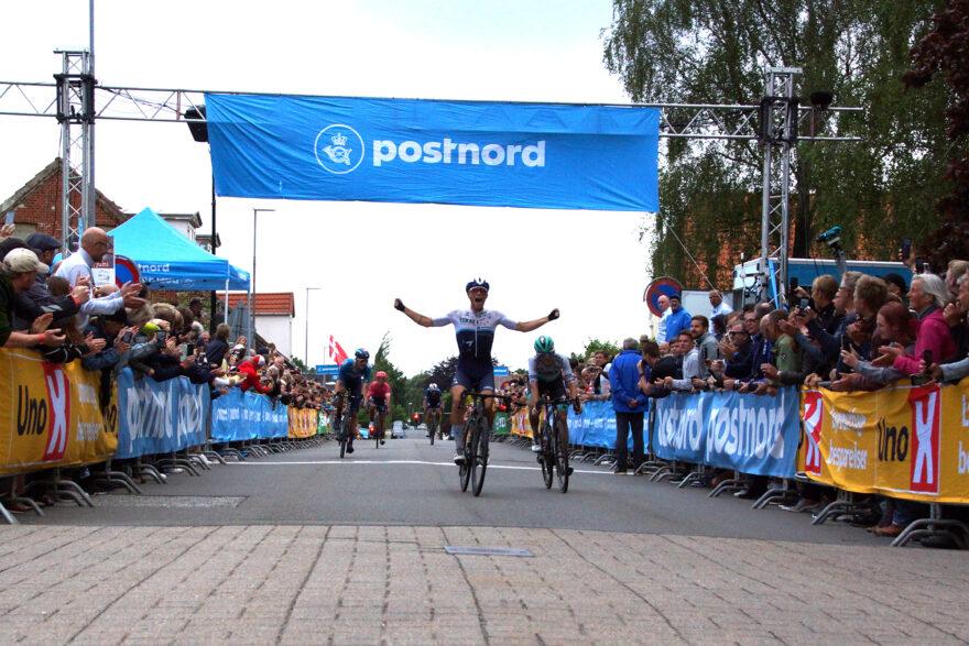 Mads Würtz Schmidt ny dansk mester i landevejscykling