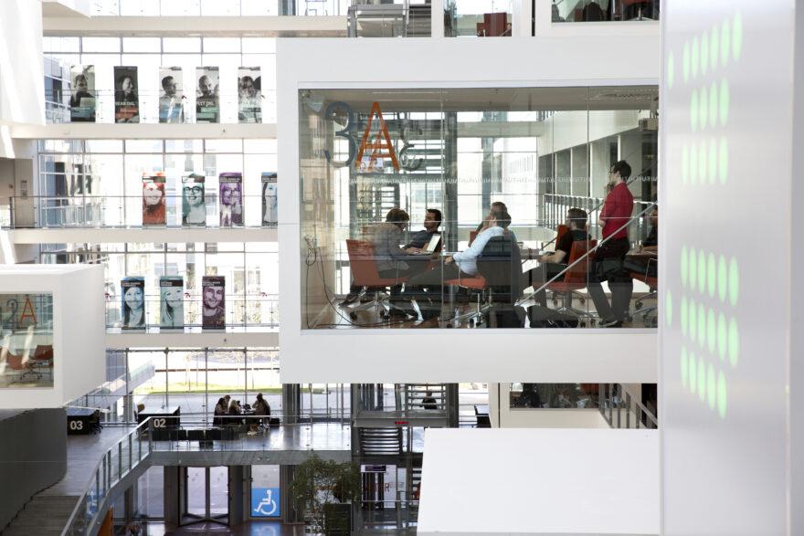 Unikt partnerskab skaber mulighed for 400 it-universitetsstuderende i Vejle
