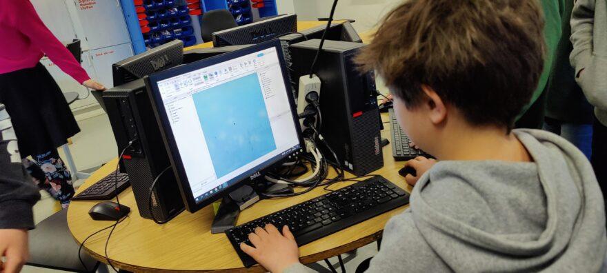 Teknologi skaber mangfoldige læringsmiljøer i Vejle Kommunes folkeskoler