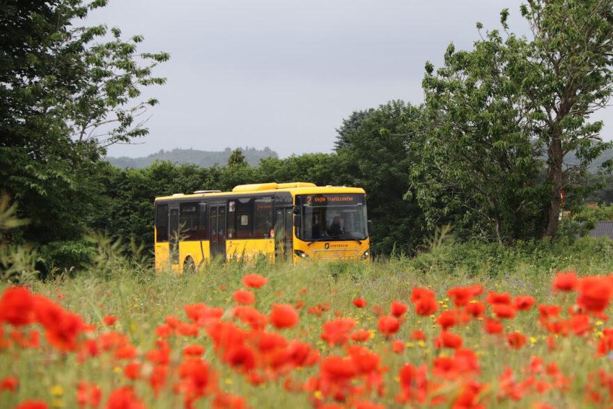 Sydtrafik skriver kontrakt om 31 elbusser i Vejle kommune