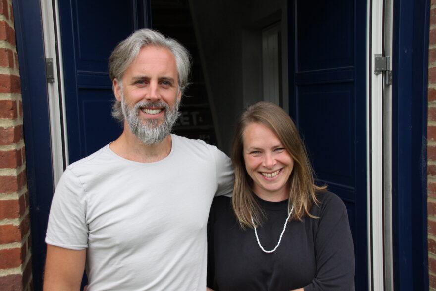 Rikke og Graham har boet på fem kontinenter: Vejles diversitet får os til at føle os hjemme