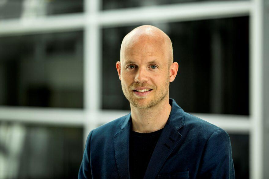 Vejle Kører Grønt: David Guldager sætter strøm på elbiler til klimavenlig transport-event