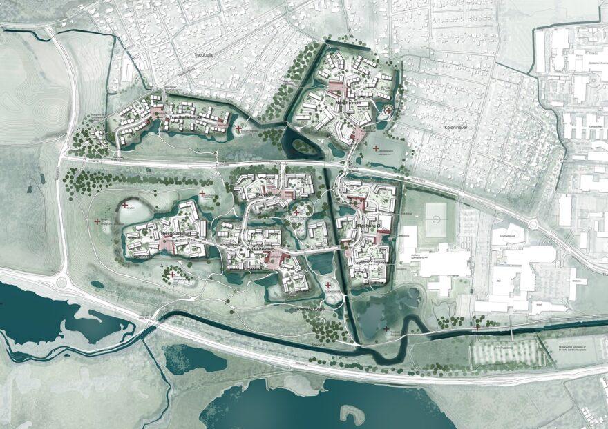 Vejle udvikler ny bydel i Ådalen og griber udviklingen anderledes an – også i udbuddet