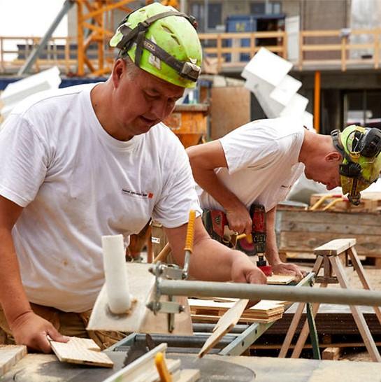Ny pulje fra Realdania giver håndværkerne på landets byggepladser flere grønne kompetencer