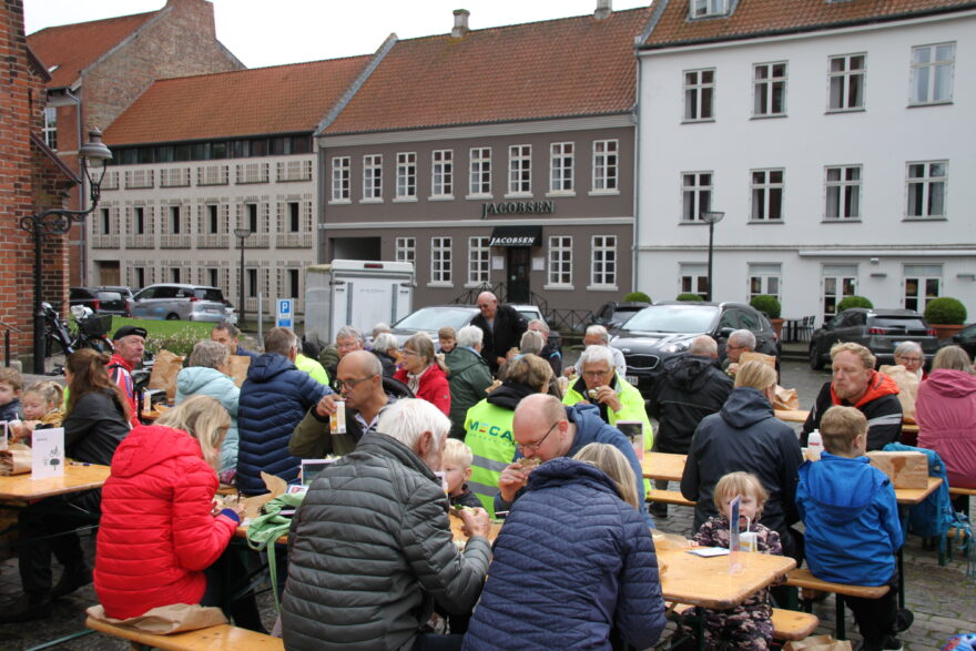 Cykeltræf blev stor succes til Vejle Kører Grønt