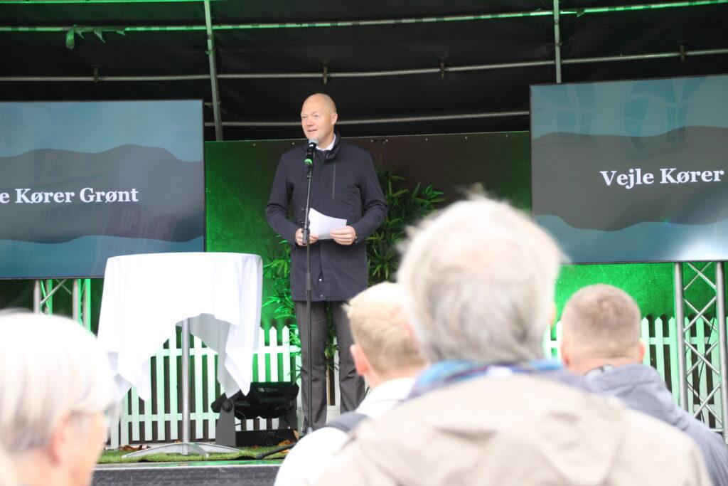 Billedgalleri fra Vejle Kører Grønt 1. og 2. oktober 2021